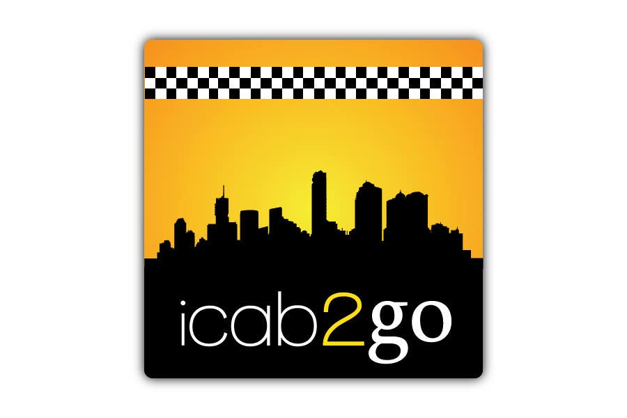 Proposition n°23 du concours Icon or Button Design for icab2go