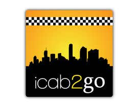 nº 23 pour Icon or Button Design for icab2go par Blissikins