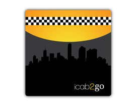 nº 27 pour Icon or Button Design for icab2go par Blissikins