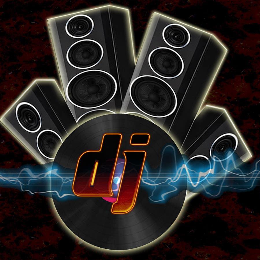 Penyertaan Peraduan #42 untuk Logo Design for DJ