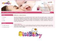 Bài tham dự #43 về Graphic Design cho cuộc thi SisiBabyCare - logo refreshment