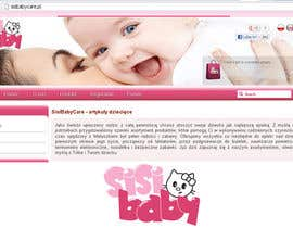 #34 for SisiBabyCare - logo refreshment af arturkh