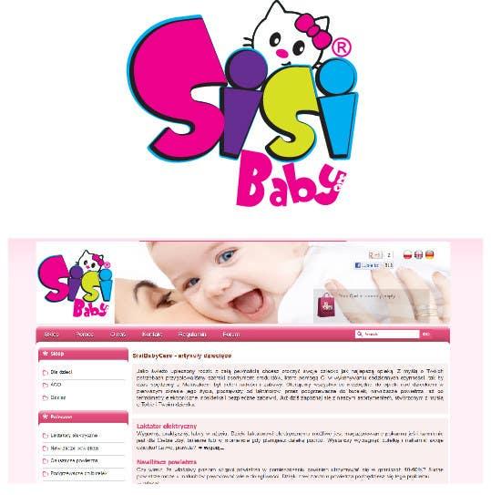 Inscrição nº 62 do Concurso para SisiBabyCare - logo refreshment
