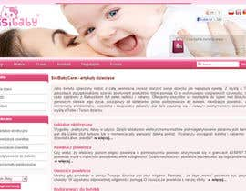 #71 for SisiBabyCare - logo refreshment af DarkoMihajlovic