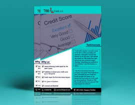 #81 cho New Flyer Design for Credit Repair bởi Dinamree
