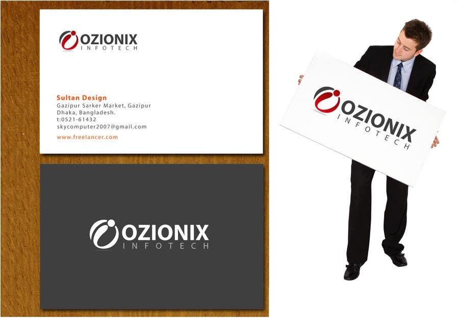 Inscrição nº 73 do Concurso para Logo Design for IT Consulting & Services Business