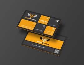 #251 untuk Design business card for a gym oleh tmahmudulhoq