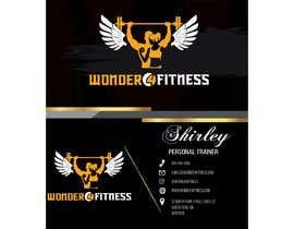 #747 untuk Design business card for a gym oleh carlosgirano