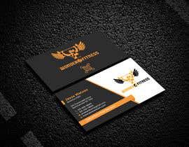 #123 untuk Design business card for a gym oleh m82065915