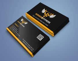#180 untuk Design business card for a gym oleh ahsanhabib5477