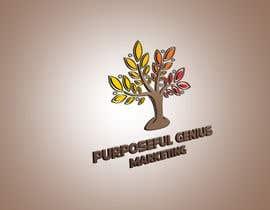 Nro 37 kilpailuun Purposeful Genius Marketing Make A LOGO käyttäjältä rimihossain