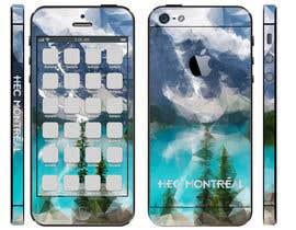 #59 cho Create iPhone Case design for my University bởi erksoft