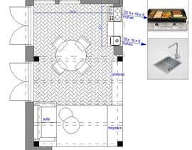 nº 9 pour Redesign Outdoor Kitchen- Extend Covered Patio-Landscape Redesign. par aidad