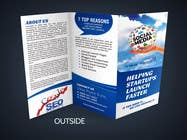 Contest Entry #9 for Tri-Fold Brochure Design for Social Media Marketing Sevices