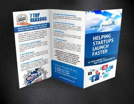 #17 para Tri-Fold Brochure Design for Social Media Marketing Sevices por Jabinhossain