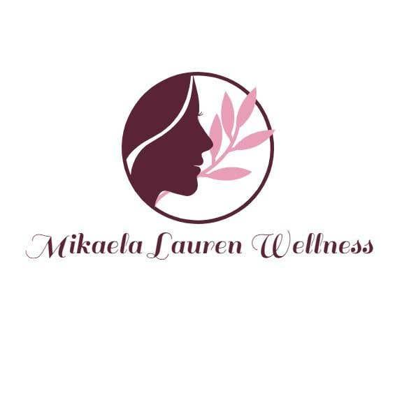"""Konkurrenceindlæg #                                        202                                      for                                         Logo for """"Mikaela Lauren Wellness"""""""