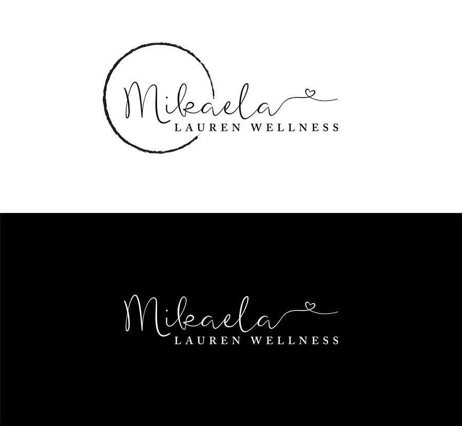 """Konkurrenceindlæg #                                        513                                      for                                         Logo for """"Mikaela Lauren Wellness"""""""