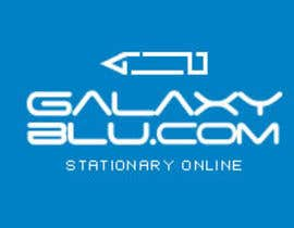 creativetantraas tarafından Design a Logo for galaxyblu.com -- 3 için no 17