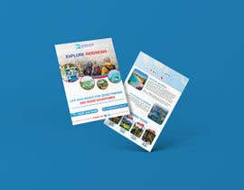 nº 23 pour A Travel company needs a design template for brochure, social media posts and marketing par Perfectgraphic11