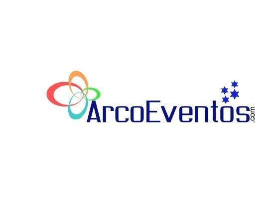 Kilpailutyö #                                        56                                      kilpailussa                                         Logo Design for ArcoEventos.com