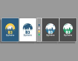 nº 65 pour Trouver un logo pour : Sphère 3B par Skituljko1