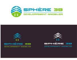 nº 52 pour Trouver un logo pour : Sphère 3B par Designeramazing
