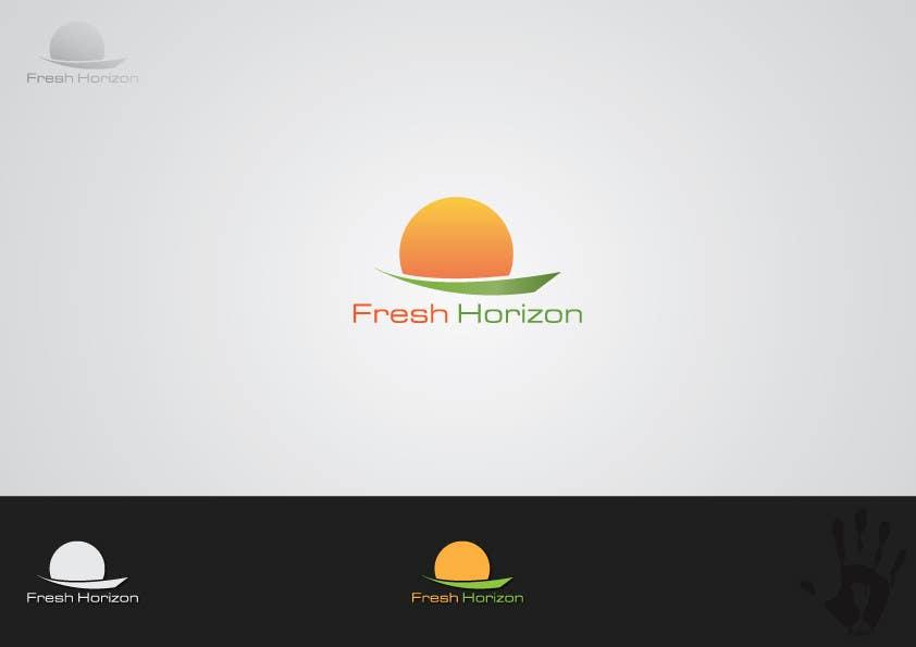 Inscrição nº 24 do Concurso para Logo Design for nutritional products called Fresh Horizon
