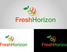 #15 para Logo Design for nutritional products called Fresh Horizon por woow7