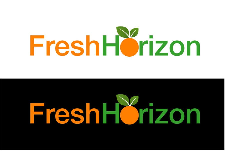 Proposition n°17 du concours Logo Design for nutritional products called Fresh Horizon