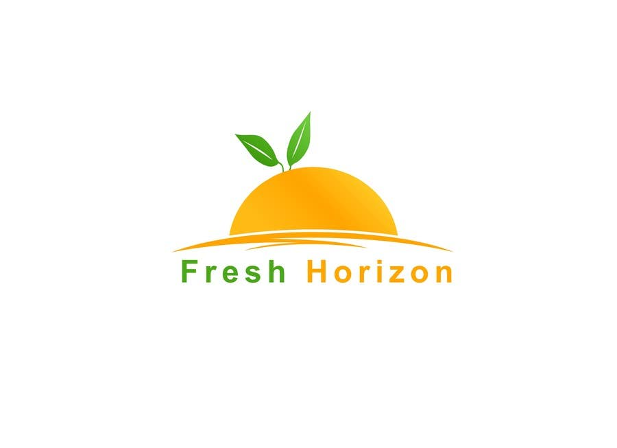 Inscrição nº                                         18                                      do Concurso para                                         Logo Design for nutritional products called Fresh Horizon