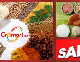 #78 for Banner Ad Design for www.gr8mart.com af nikhil012