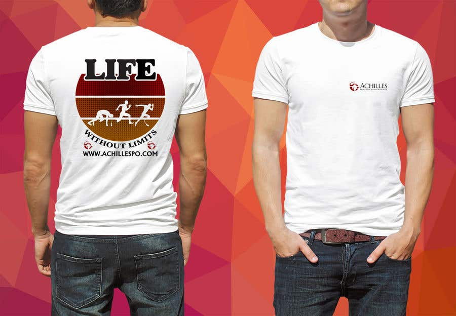 Конкурсная заявка №                                        134                                      для                                         T-Shirt Design - 10/01/2020 19:53 EST