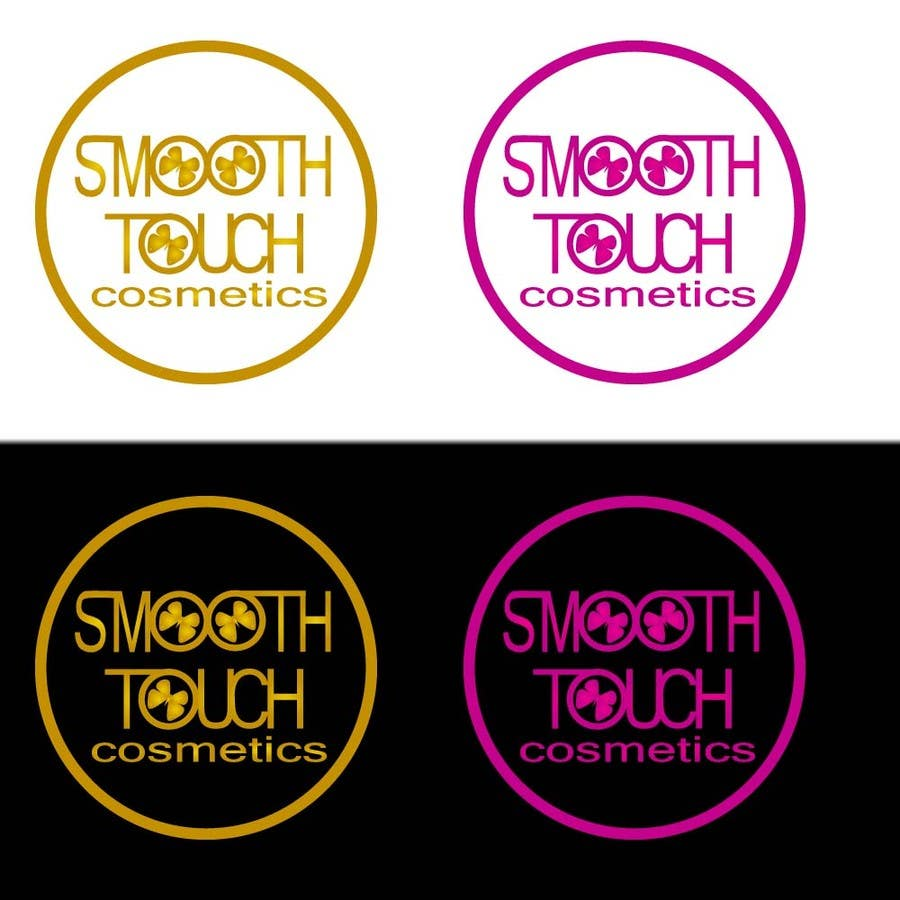 Contest Entry #                                        47                                      for                                         Logo Design for Smooth Touch Cosmetic
