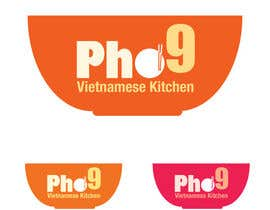 "#57 for Design a Logo for a Vietnamese Kitchen Restaurant ""Pho Nine"" by cuongdesign88"