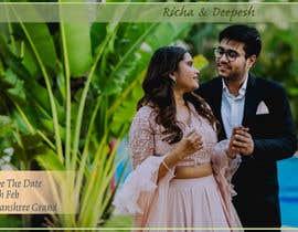 #76 untuk Build invites for wedding oleh diptakdutta
