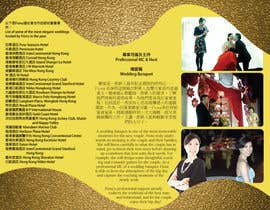 #26 cho Flyer Design for a professional Master of Ceremony bởi ManuelSabatino