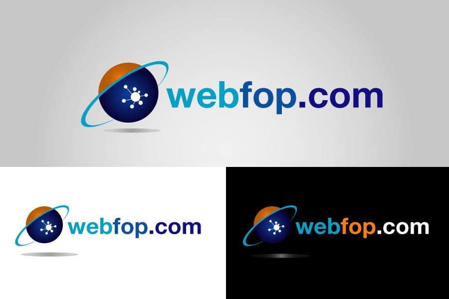 Inscrição nº                                         13                                      do Concurso para                                         Logo Design for webfop