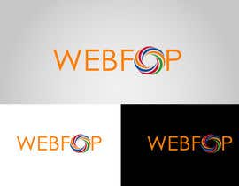 #32 para Logo Design for webfop por woow7