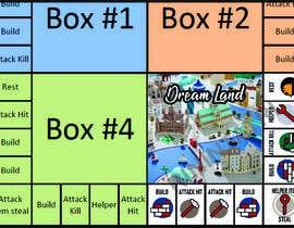 #7 for Board game design af rinintatri