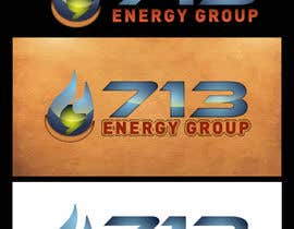 #211 for Complete Make Over, Logo, Website, Brochures, Flyers.  Start w/Logo,  713 Energy Group af rashedhannan