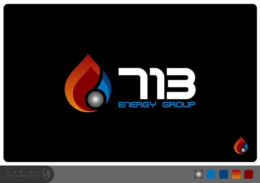 #106 for Complete Make Over, Logo, Website, Brochures, Flyers.  Start w/Logo,  713 Energy Group by Dewieq