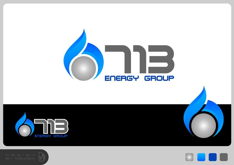 #171 for Complete Make Over, Logo, Website, Brochures, Flyers.  Start w/Logo,  713 Energy Group by Dewieq