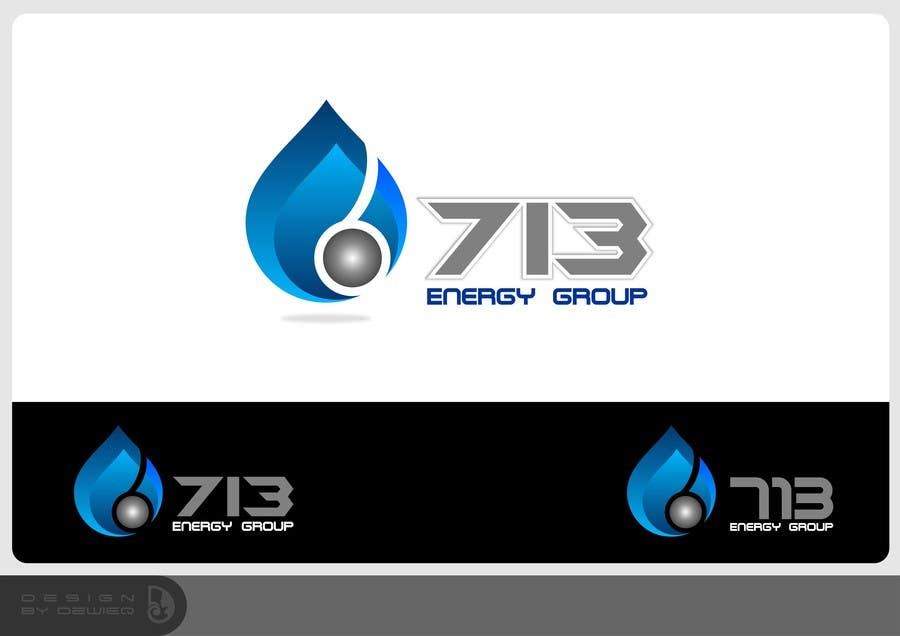 Bài tham dự cuộc thi #222 cho Complete Make Over, Logo, Website, Brochures, Flyers.  Start w/Logo,  713 Energy Group