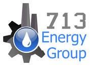 Bài tham dự #5 về Graphic Design cho cuộc thi Complete Make Over, Logo, Website, Brochures, Flyers.  Start w/Logo,  713 Energy Group
