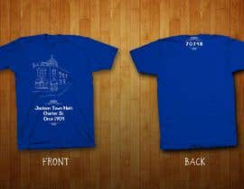 #61 for Historic Homes T-shirts by Bintangutomo
