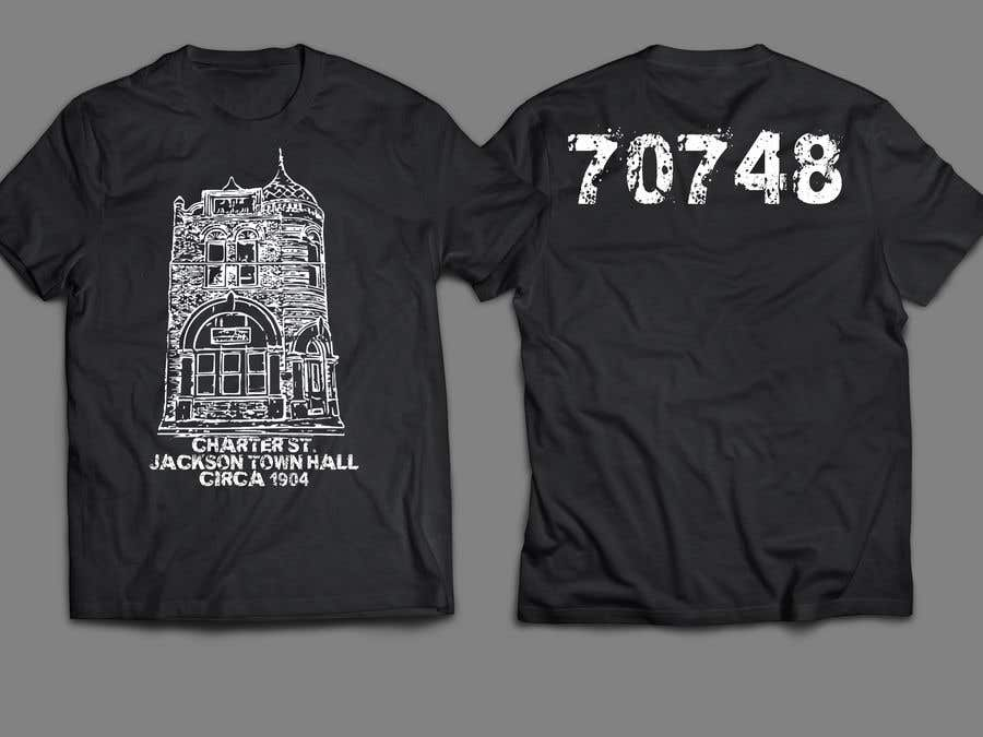 Contest Entry #                                        75                                      for                                         Historic Homes T-shirts