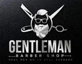 #153 for design me a cool but simple barber shop logo- (Kingsman Barbers) black & white only! by kawshair