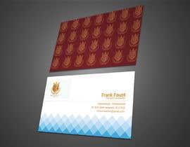 #30 для Social networking/mailing business cards от dulalmia6347