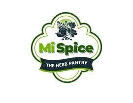 #93 for herb & spice logo af ricardoher
