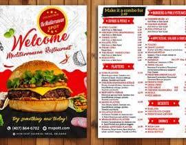 #29 untuk Create new restaurant menu ( for screen display & print) oleh satishandsurabhi